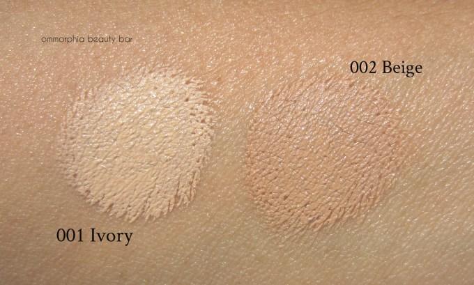 Dior Diorskin Star Concealer swatches 2