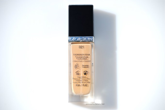 Dior Diorskin Star Foundation #021 Linen label