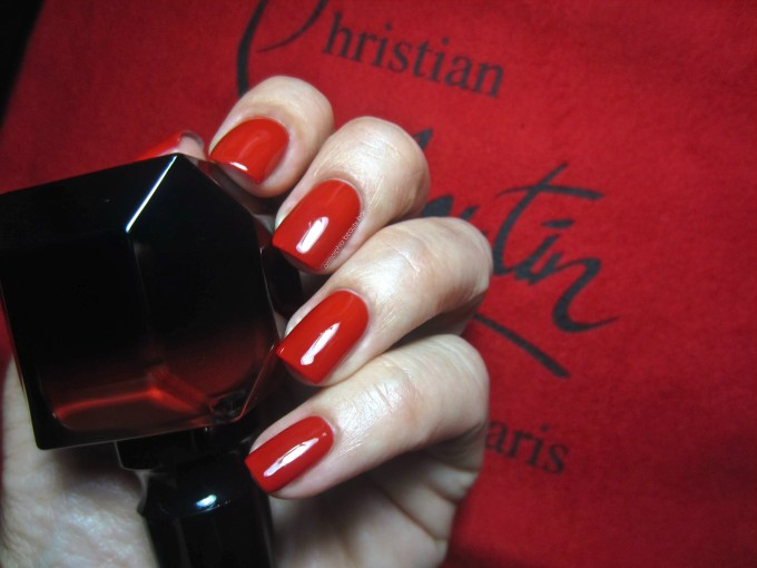 Rouge Louboutin swatch 4