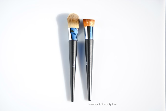 Dior Fluid Foundation Brushes