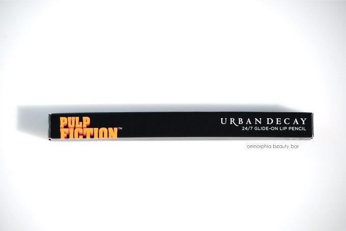 UD Mrs. Mia Wallace Lip Pencil boxed