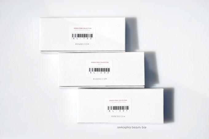 Esqido labels