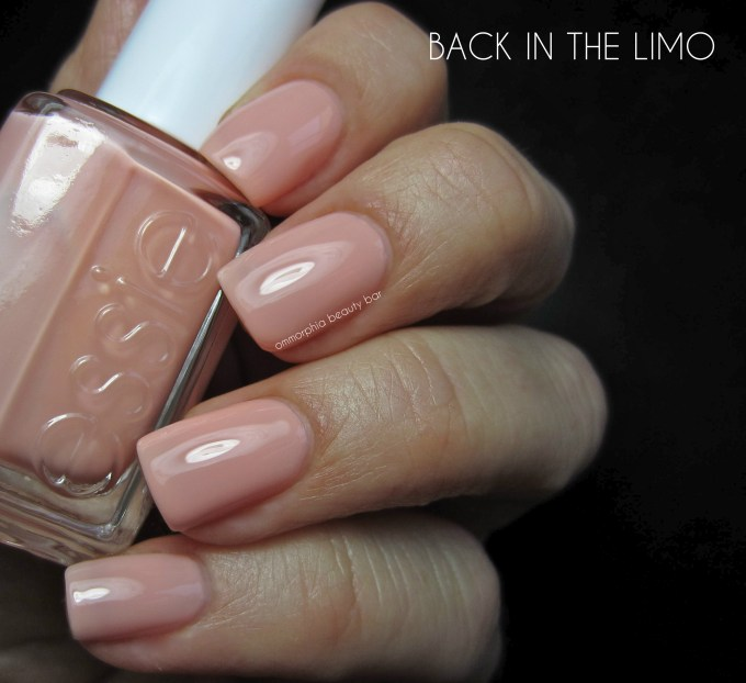 Essie Back In The Limo swatch