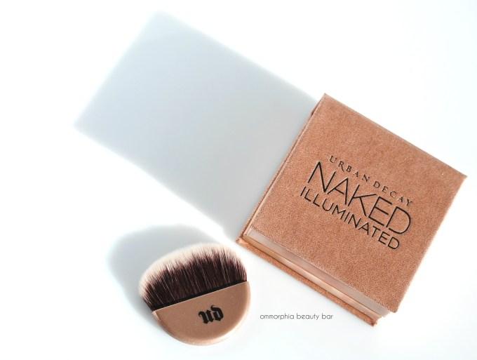 UD Aura Naked Illuminated opener