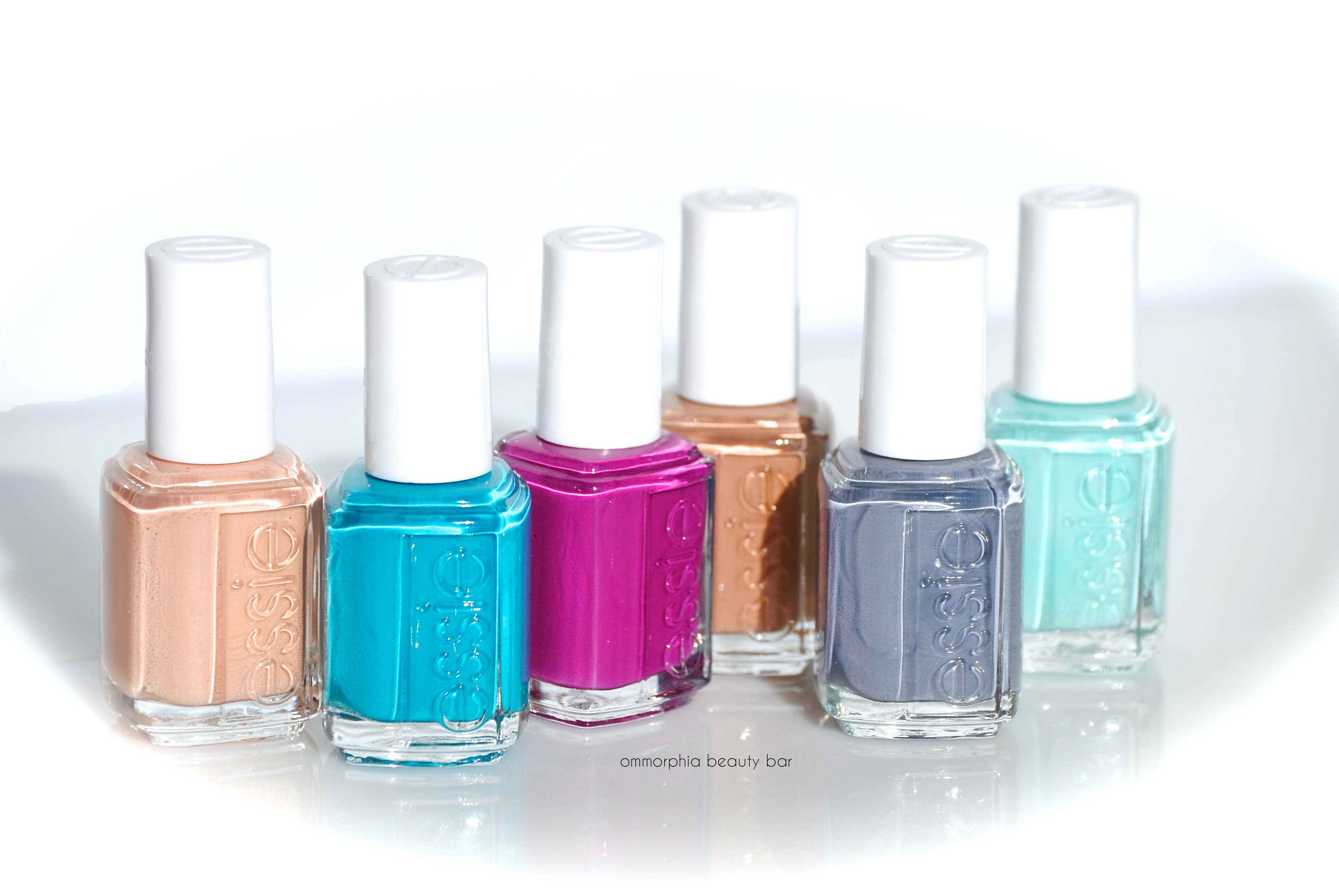 Essie | Spring 2015 Collection | ommorphia beauty bar
