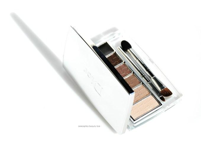 Dior Eye Reviver Palette closer