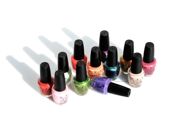 OPI Hawaii Collection closer