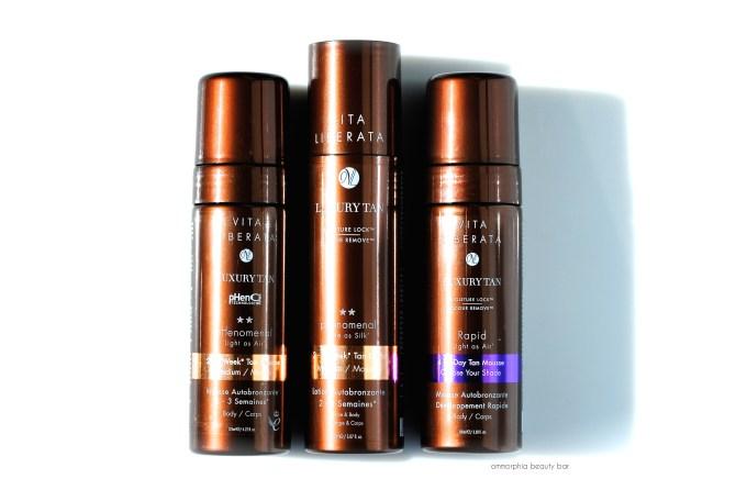 Vita Liberata Luxury Tan trio