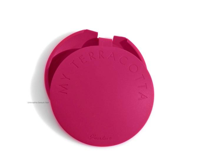Guerlain Terracotta Raspberry silicone sleeve 2