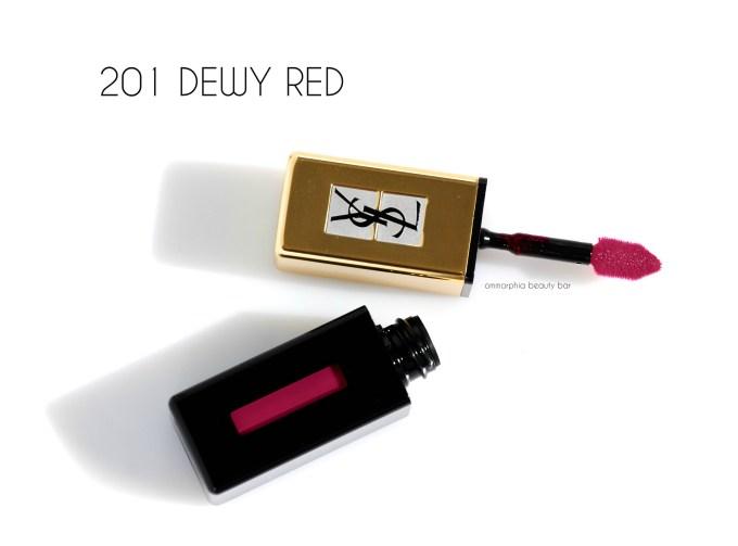 YSL Dewy Red Pop Water