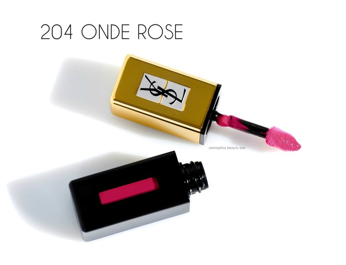 YSL Onde Rose Pop Water