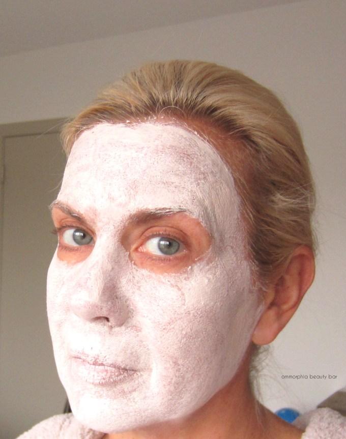 CT Goddess Skin Clay Mask swatch