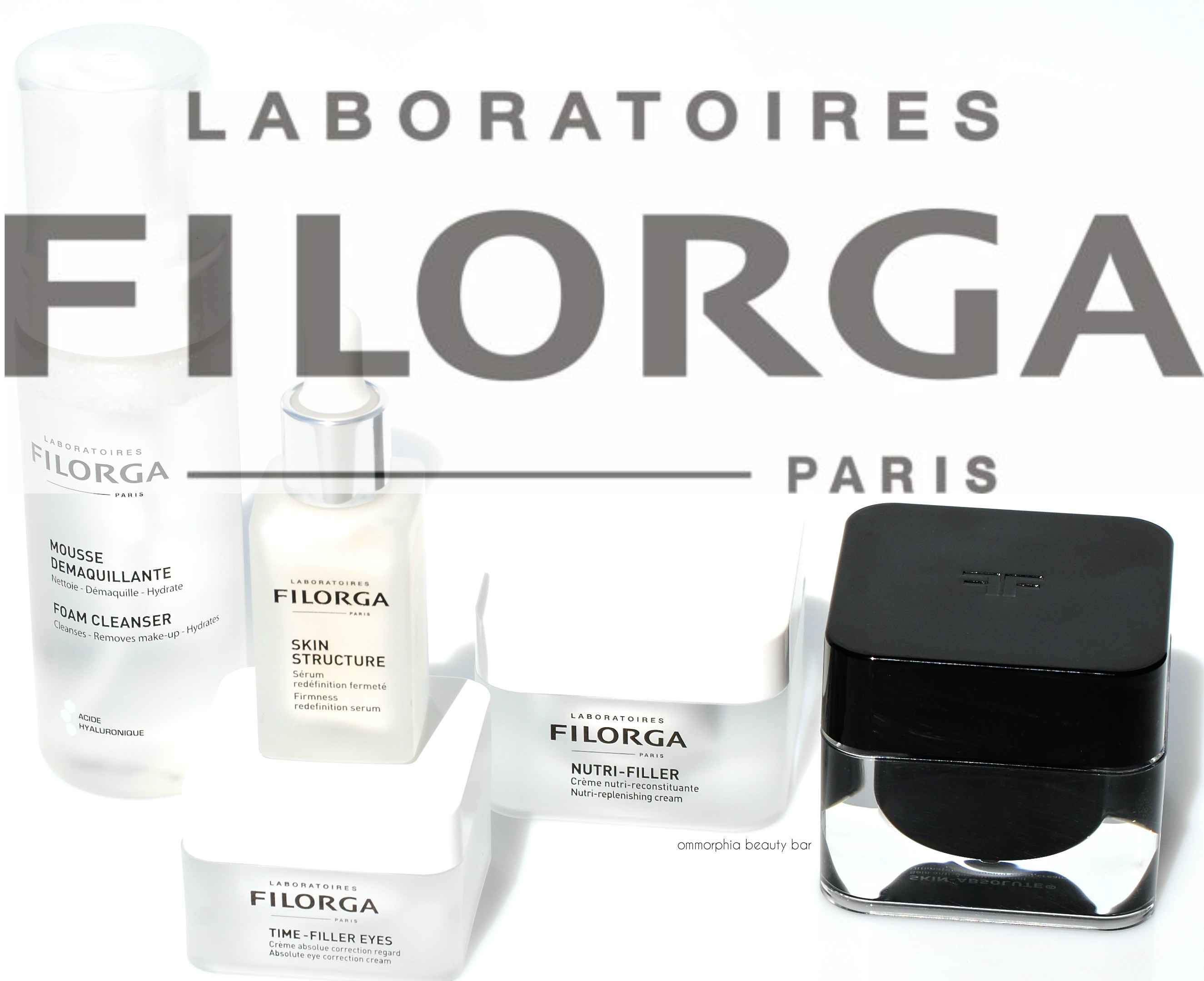 laboratoires filorga paris ommorphia beauty bar. Black Bedroom Furniture Sets. Home Design Ideas