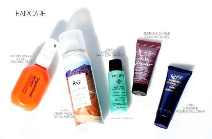 Space NK Autumn Beauty Edit haircare