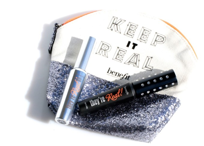 Benefit They're Real Swarovski Mascara & Tinted Primer opener