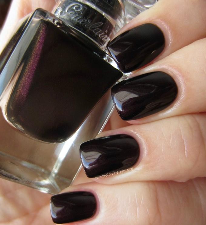 Guerlain Black Perfecto swatch 3