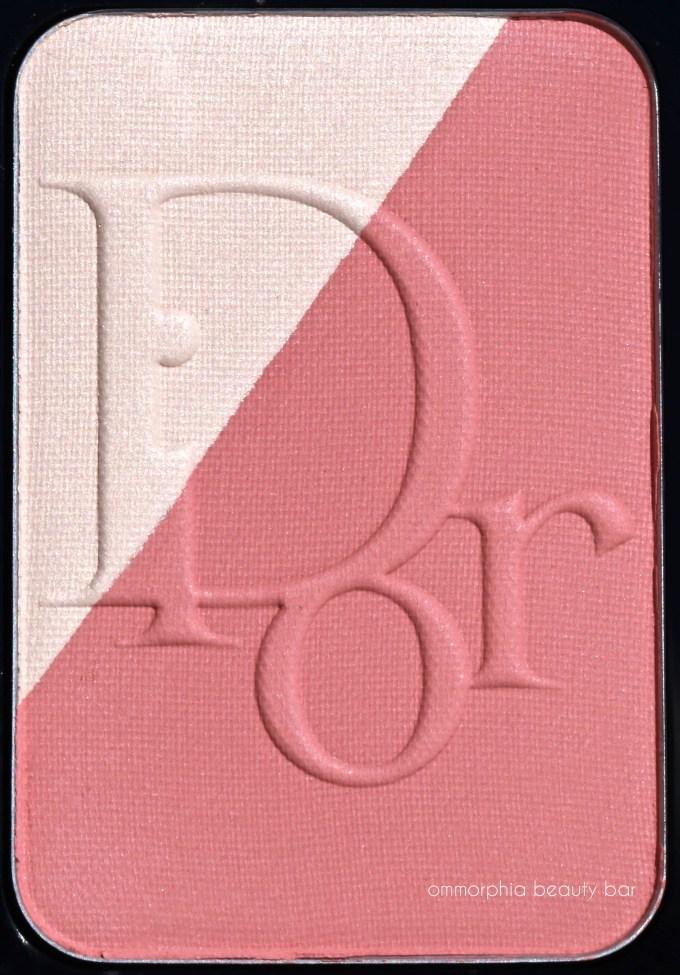 Dior Diorblush Sculpt Pink Shape macro