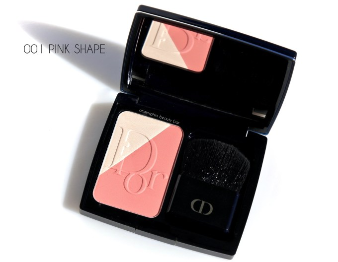 Dior Diorblush Sculpt Pink Shape