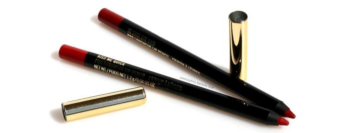 MAC x Charlotte Olympia lip liners