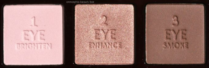 CT Instant Look In A Palette eyes