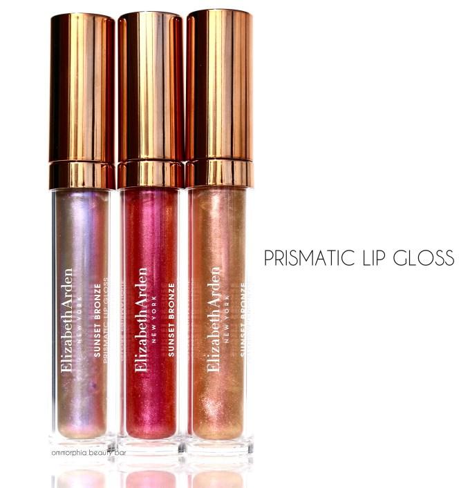EA Prismatic Lip Gloss trio