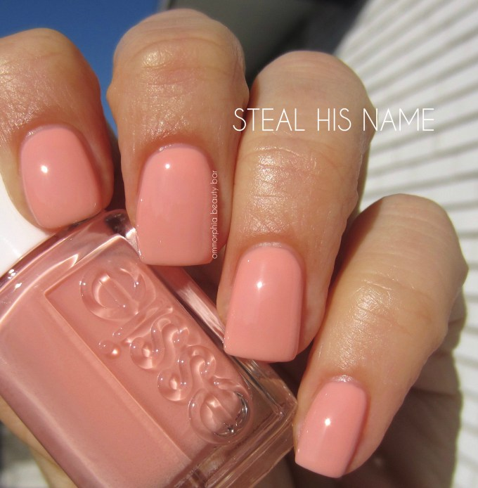Essie Steal His Name swatch