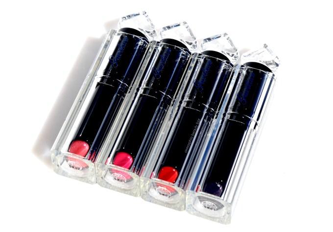 Guerlain La Petite Robe Noire Lipsticks 1