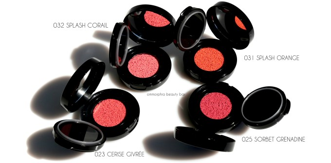 Lancome Cushion Blushes 2