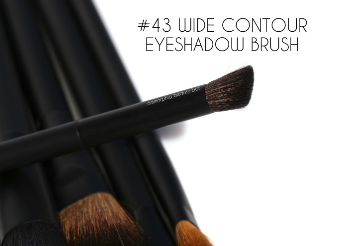 NARS Wide Contour Eyeshadow Brush