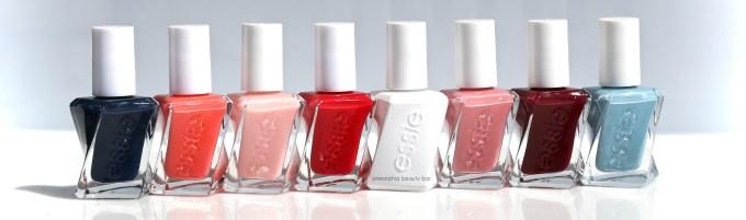 Essie Gel Couture closer