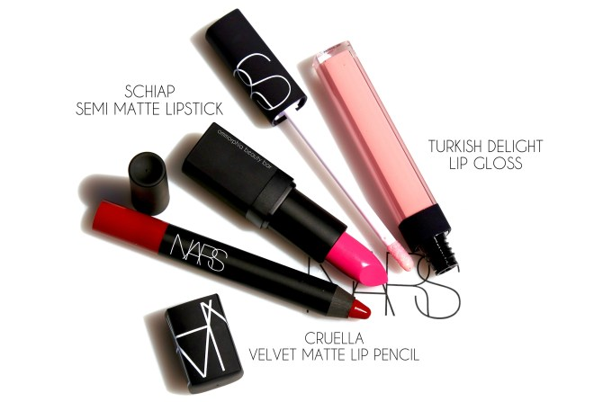 NARS Cult Survival Kit lip products 2
