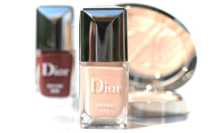 Dior Minimal polish