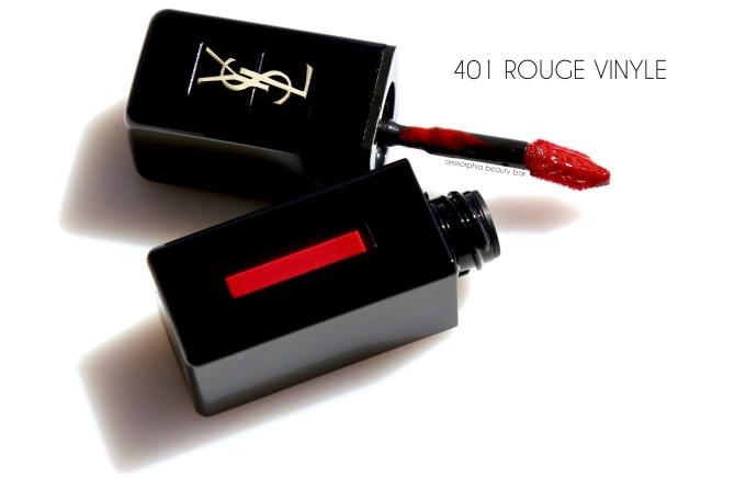 YSL Rouge Vinyle Vinyl Cream