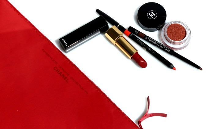 CHANEL Le Rouge extras opener