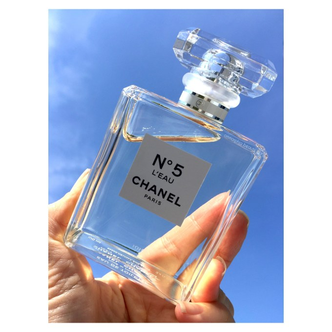 CHANEL N°5 L'Eau new