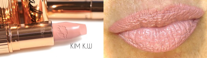 CT Kim KW Hot Lips macro & swatch