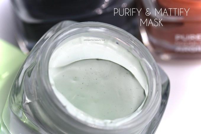 L'Oreal Purify & Mattify Mask