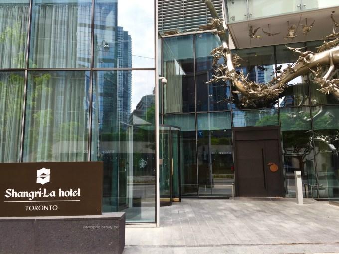L'Oreal Vernis a L'Huile event Shangri-La Hotel 1