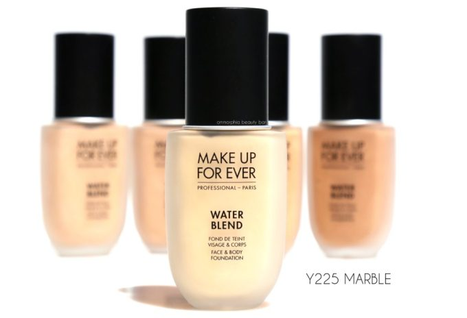 MUFE Y225 Water Blend foundation