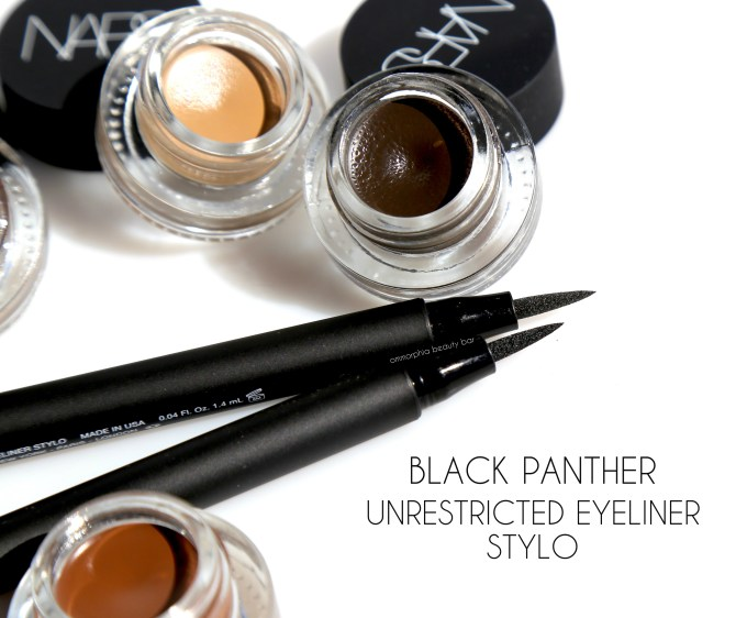 NARS Chic Out Black Panther Stylo duo