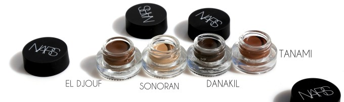 NARS Chic Out Brow Defining Cream 2