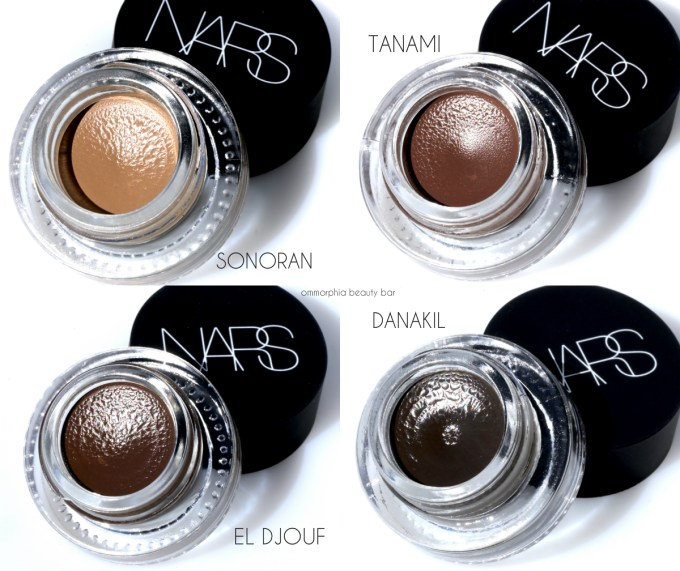 NARS Chic Out Brow Defining Cream macros