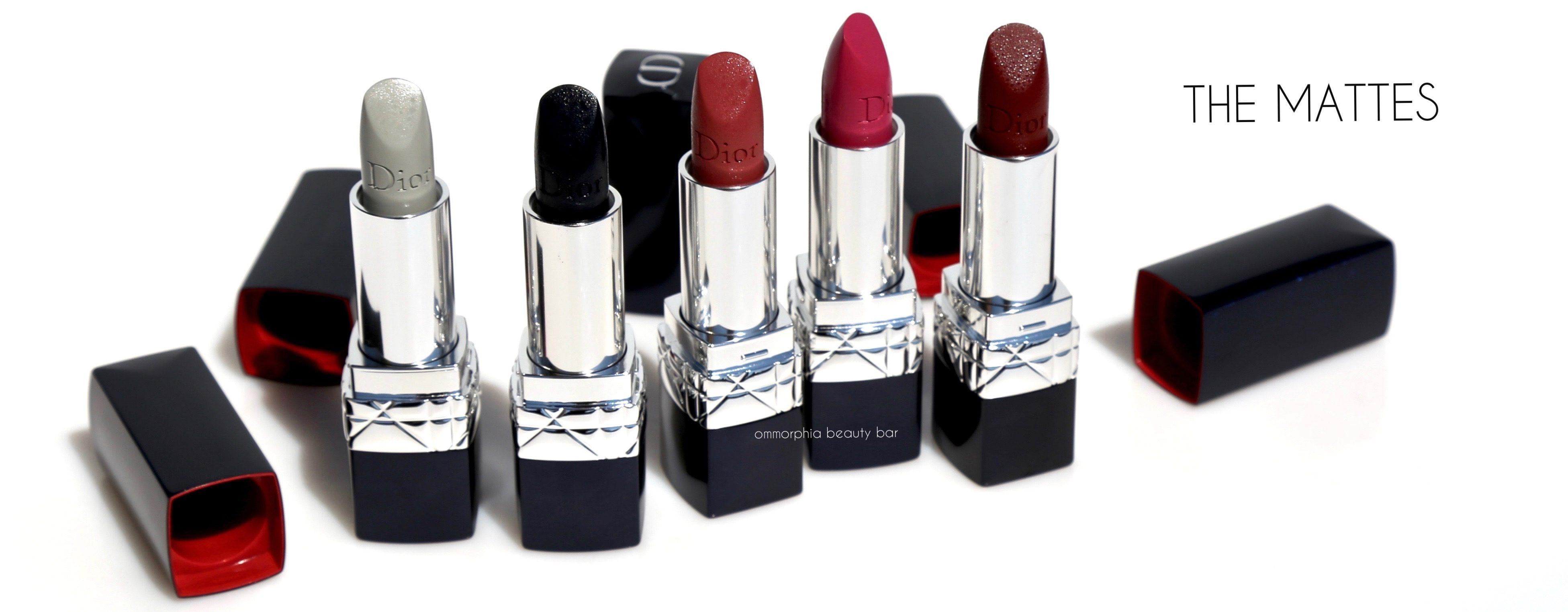 Dior · Rouge Dior | ommorphia beauty bar