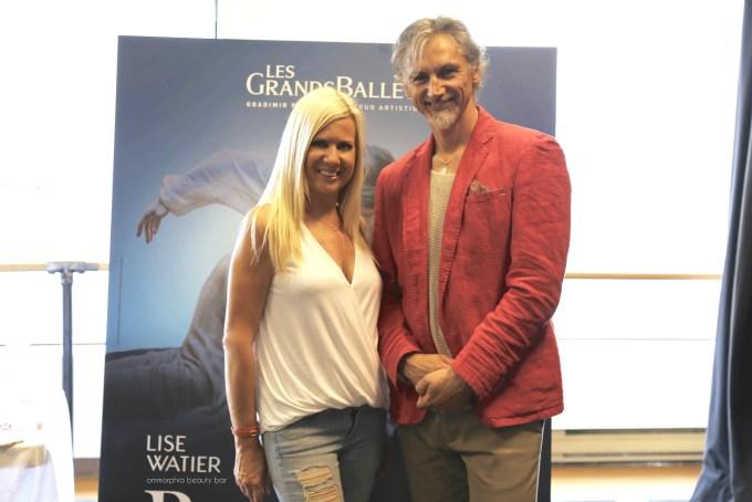 Lise Watier x Grands Ballets Ivan Cavallari