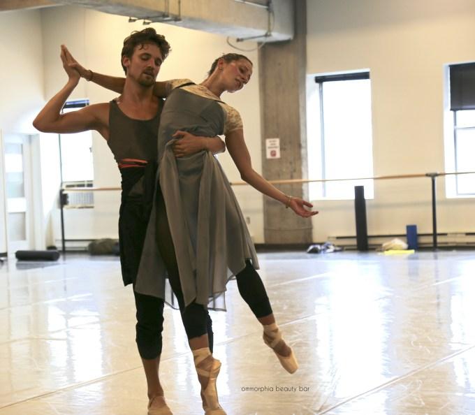 Lise Watier x Grands Ballets performance 6