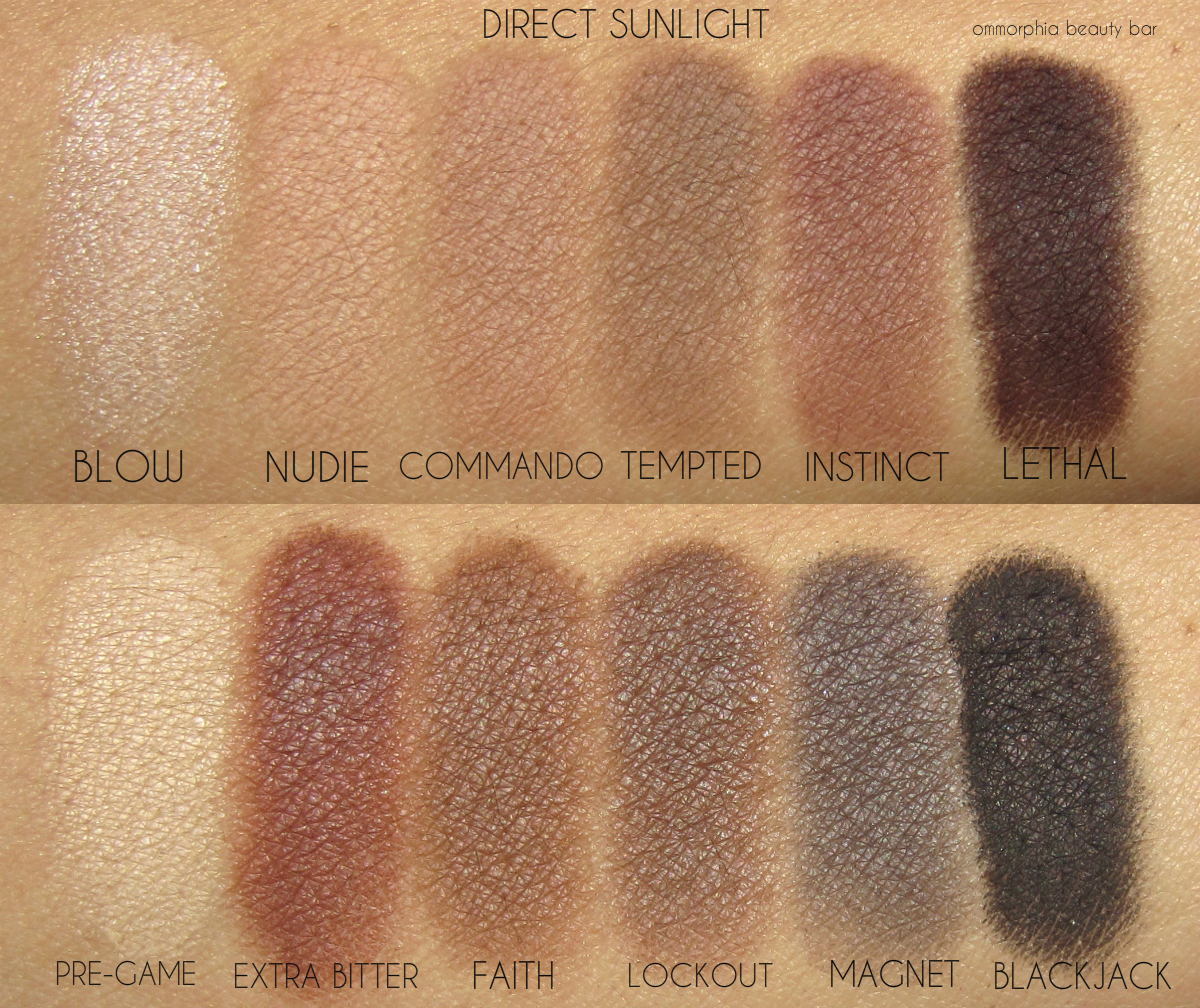 Naked Ultimate Basics Eyeshadow Palette by Urban Decay #18