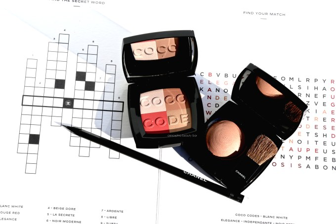 Chanel cosmetics coupons