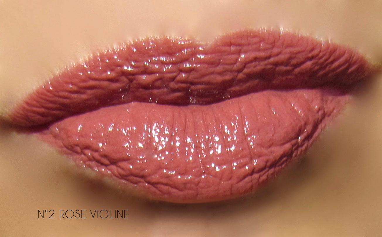 Chanel le rouge crayon de couleur ommorphia beauty bar bloglovin - Couleur rose clair ...