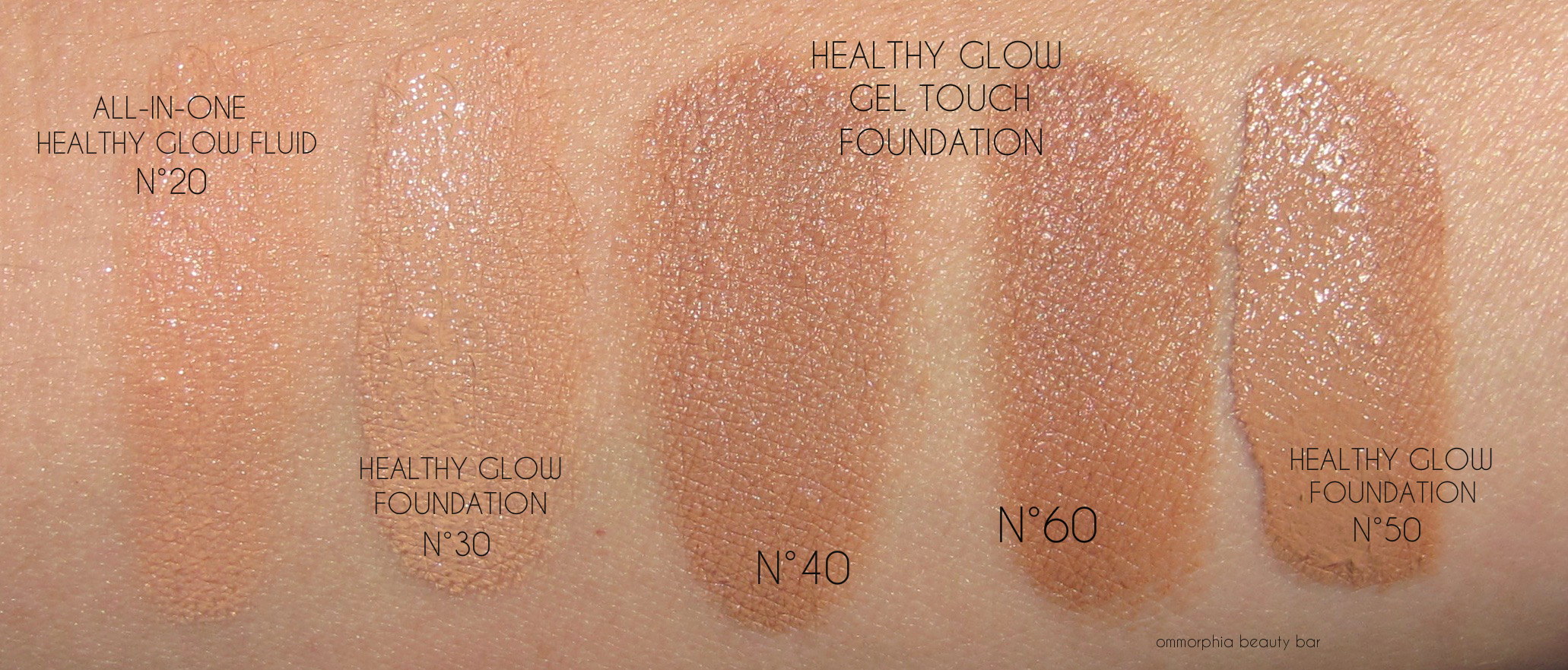 I was curious to see how other Les Beiges foundations I currently own would  compare to the new Gel Touch range, and apart from the fact that none of  the ... b3e56ccb11f