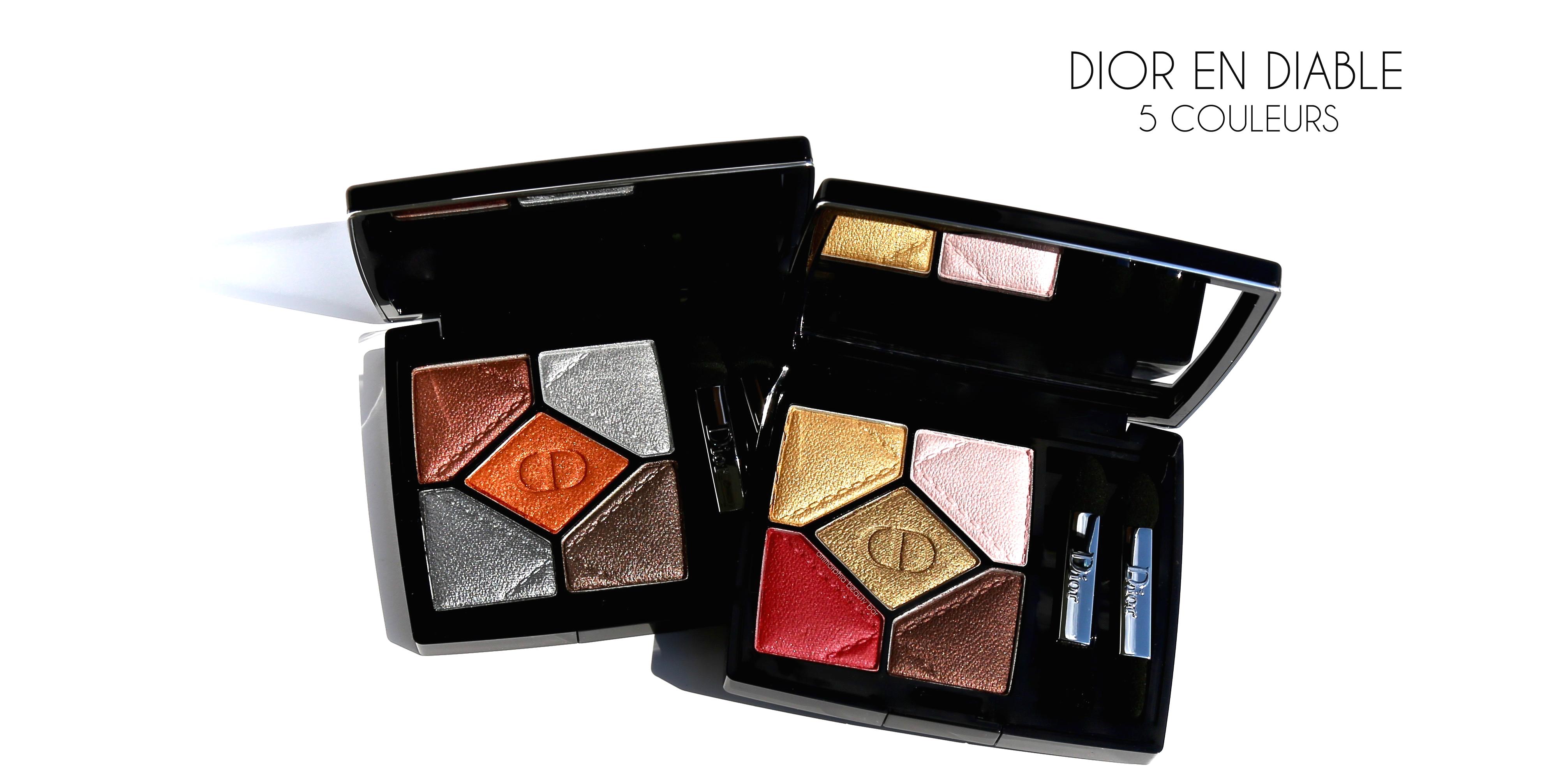 Dior · Dior En Diable Fall 2018